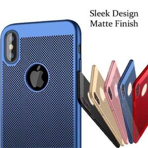 Blue iPhone 11 Hard Shockproof Slim TPU Phone Case